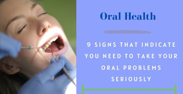 Oral Problems