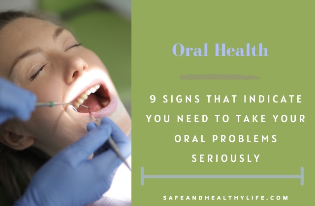 Take Your Oral Problems