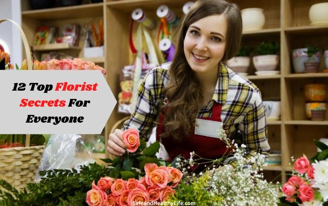 Florist Secrets For Everyone
