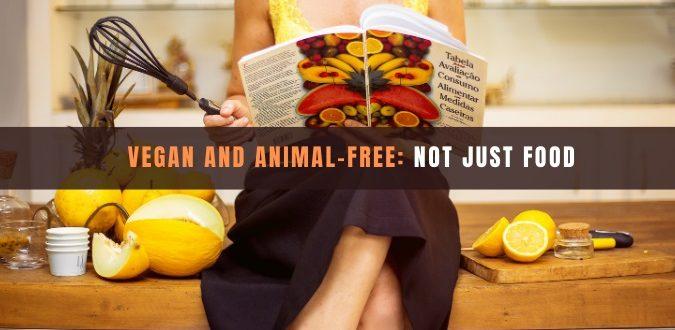 Vegan and Animal-Free