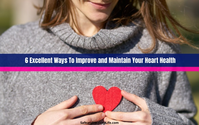 Maintain Your Heart Health