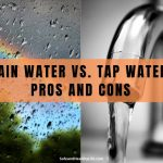 Rain Water vs. Tap Water: Pros and Cons