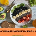 The Role of Herbalife Ingredients in Healthy Digestion