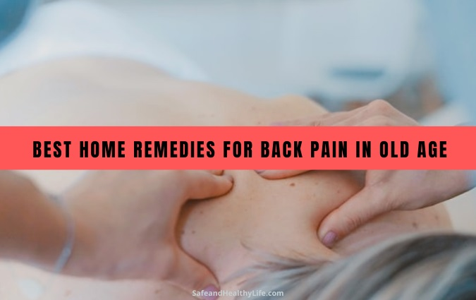 Back Pain in Old Age
