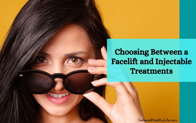 Facelift and Injectable Treatments