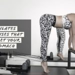 4 Pilates Exercises That Target Your Stomach