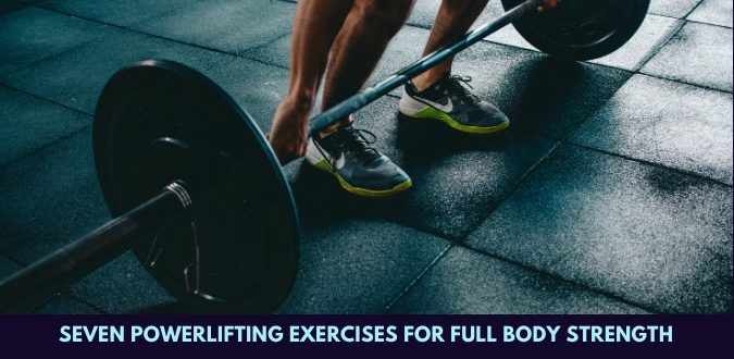 Powerlifting Exercises
