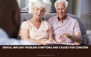 Dental Implant Problem Symptoms