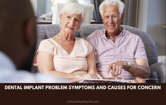 Dental Implant Problem Symptoms
