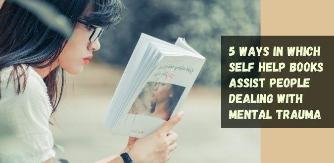 Self Help Books Assist People