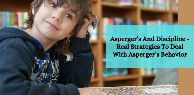 Asperger's And Discipline