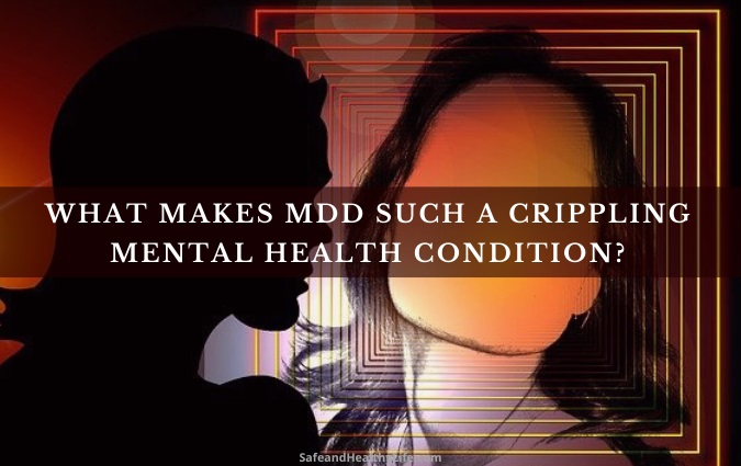 Crippling Mental Health Condition