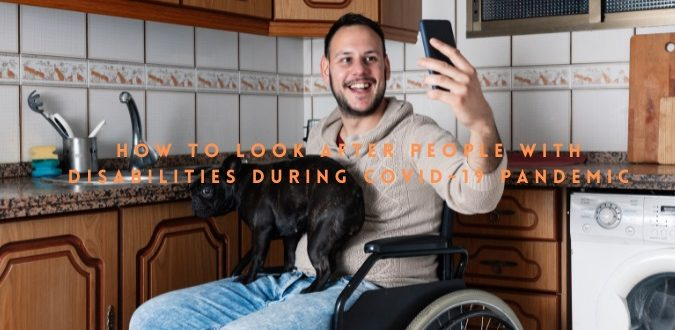 People with Disabilities during COVID-19