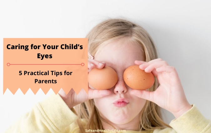 Caring for Your Child's Eyes