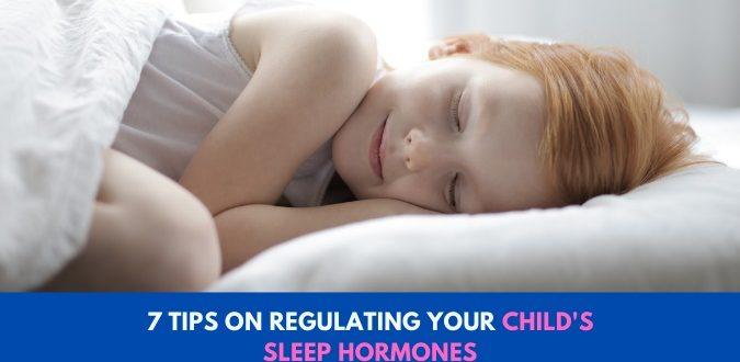 Child's Sleep Hormones