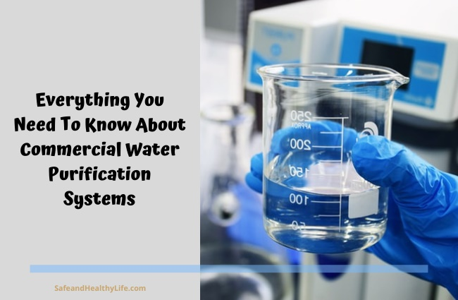 Commercial Water Purification Systems