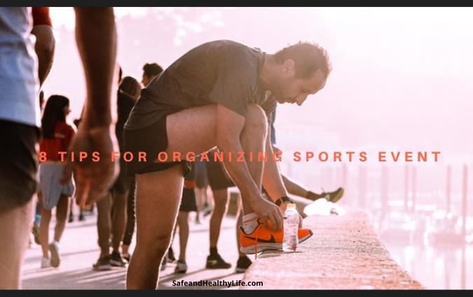Organizing Sports Event