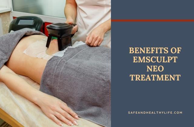 EMSculpt Neo Treatment