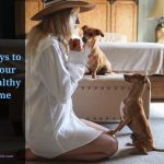 Five Ways to Keep Your Pets Healthy at Home