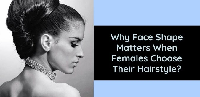 Women's facial shape hairstyles