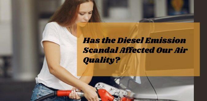 Diesel Emission