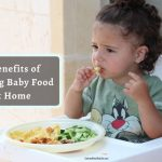 5 Benefits of Making Baby Food at Home